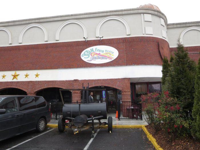 4. Soul Food Train— 585 Franklin Rd SE, Marietta, GA 30067