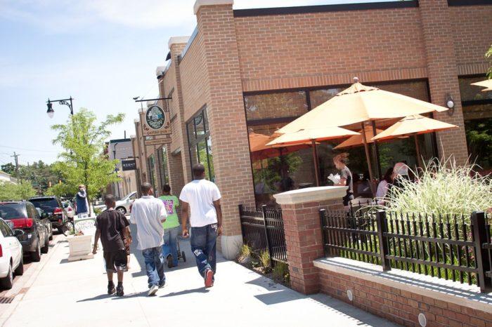 1) The Green Well Gastro Pub (924 Cherry St SE, Grand Rapids)