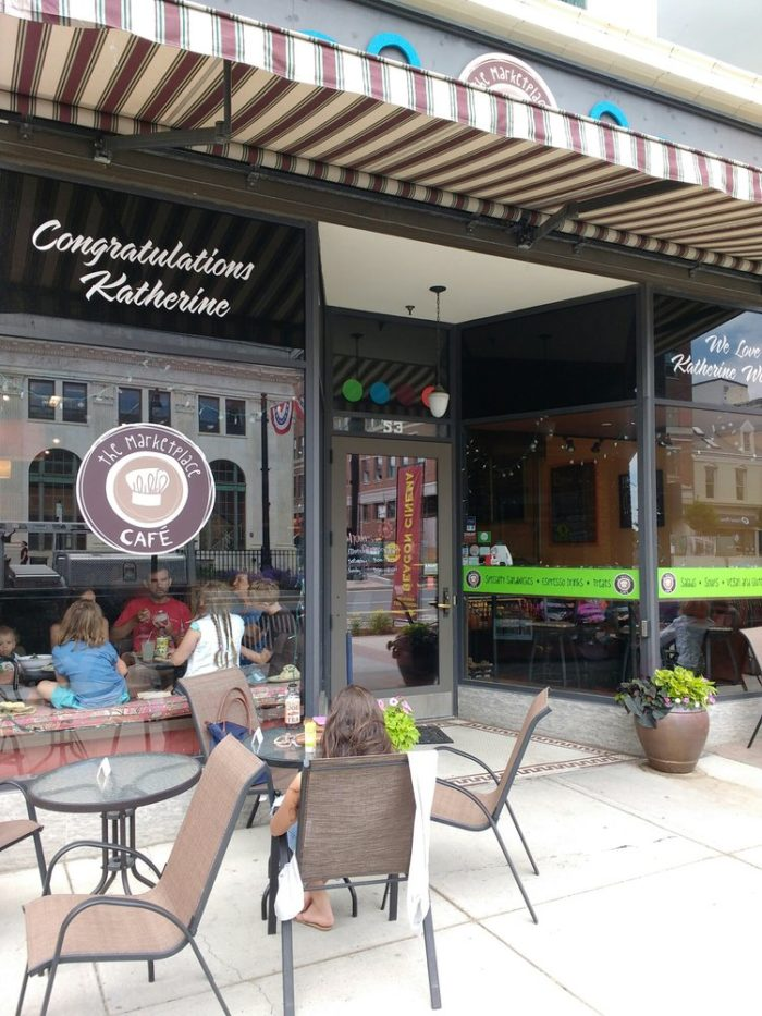 1. The Marketplace Cafe, Pittsfield