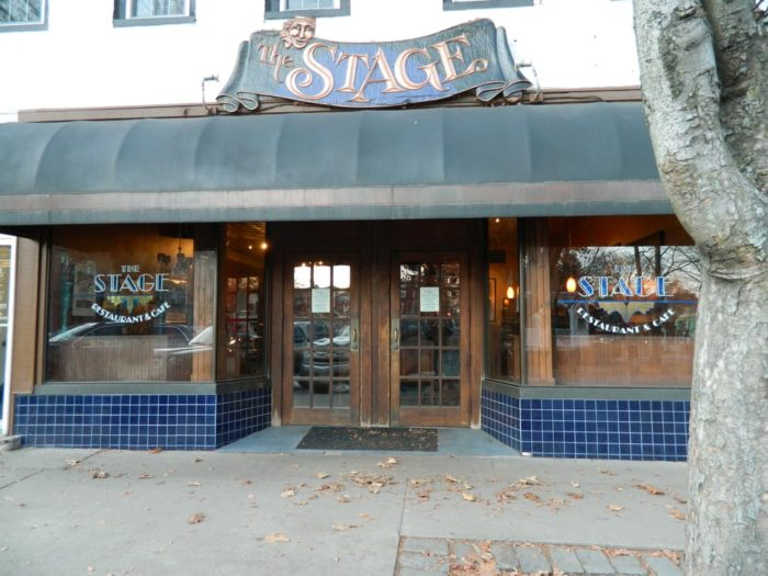 10. The Stage Restaurant & Cafe, Keene