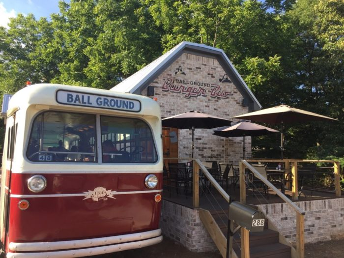 9. Eat a Burger in a Restored, Vintage Bus