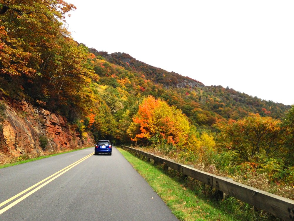 One Of The Most Scenic Drives In America Is Right Here In