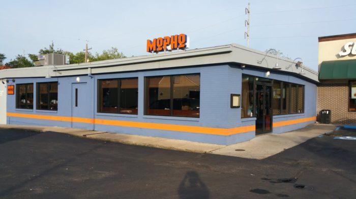 9) MoPho, 514 City Park Ave.