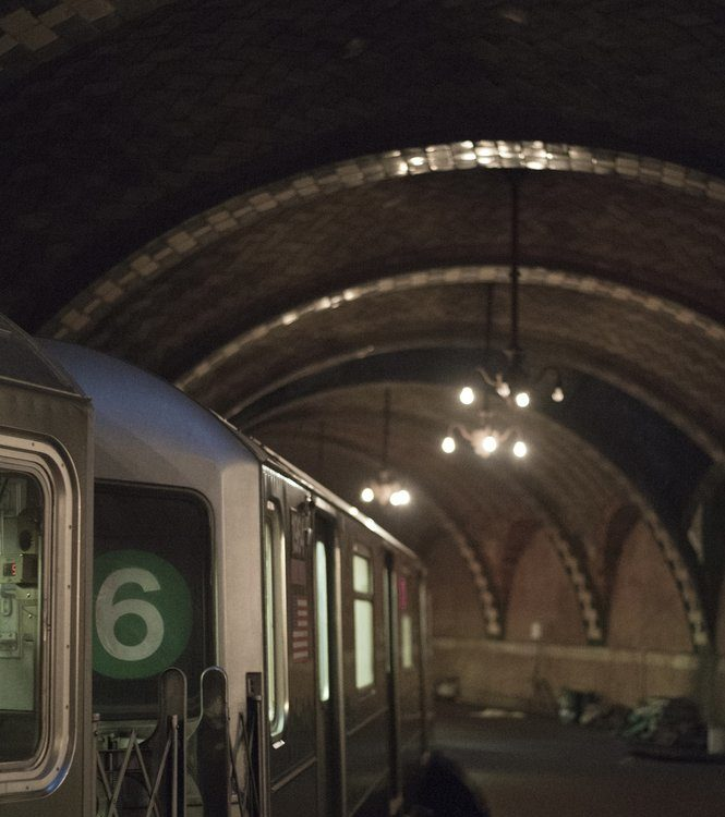 Today, you can now only visit the abandoned station by taking a tour with the New York City Transit Museum.