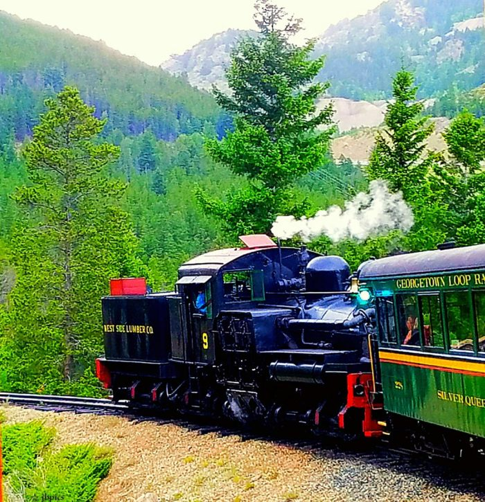 Today this beautiful railroad is open year round and features such exciting experiences as a North Pole Adventure, wine and cheese train, Fourth of July ride, and more. While all of these special excursions are wonderful, our favorite has to be...