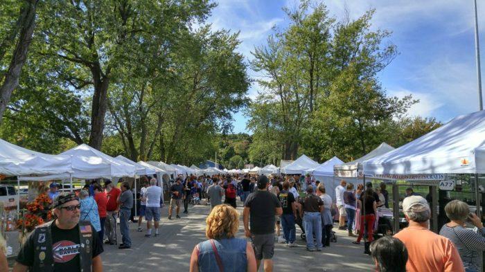 5. Hudson Valley Garlic Festival - Saugerties