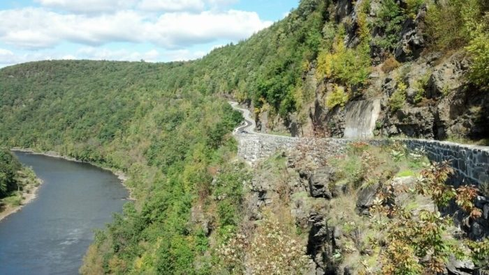 7. Enjoy the amazing views you'll have of the Delaware River while traveling along the Upper Delaware Scenic Byway!