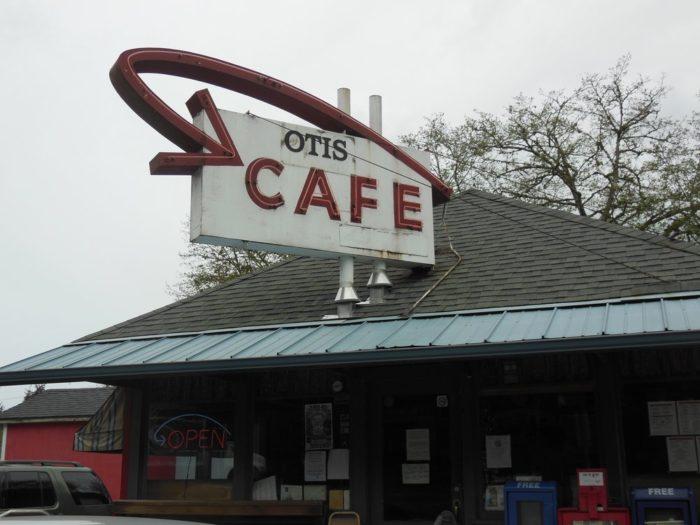7. Otis Cafe, Otis