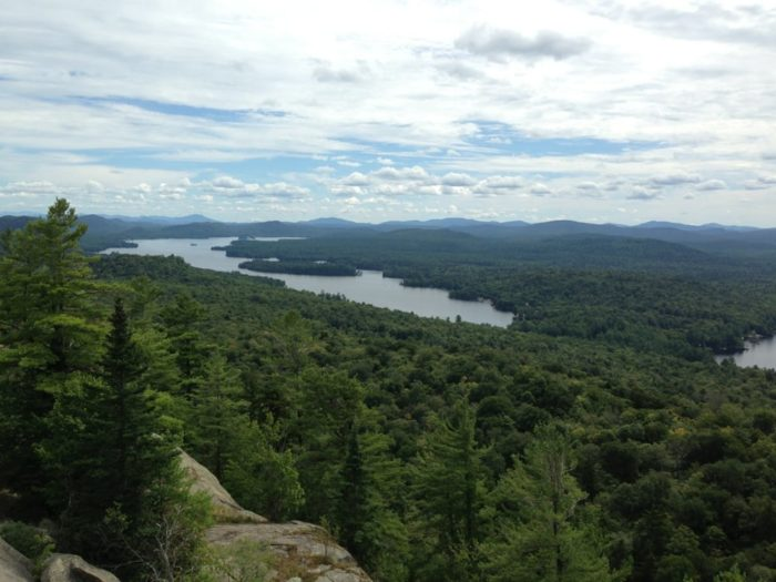 2. Bald Mountain - Old Forge (1.7 miles)