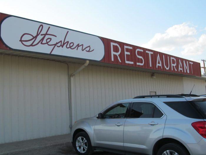 6. Stephen's Restaurant (Sharon Springs)