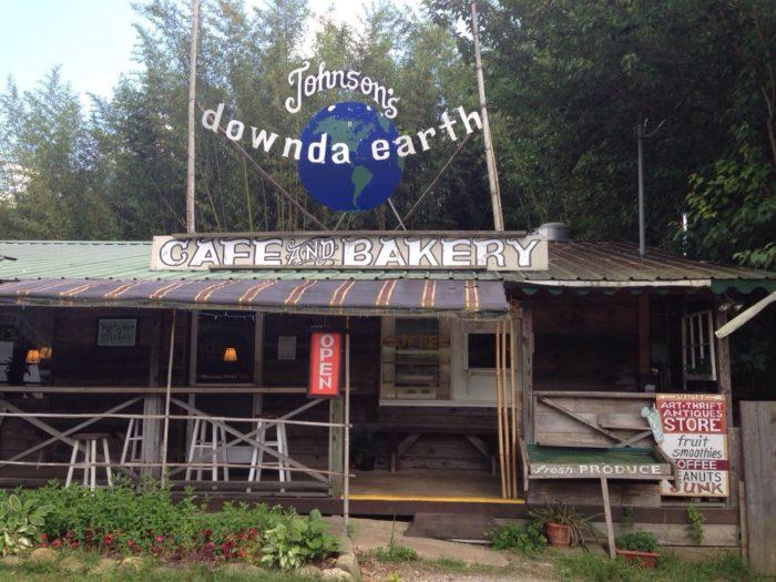 7. Downda Earth— 7152 Georgia 75 Alt, Helen, GA 30545