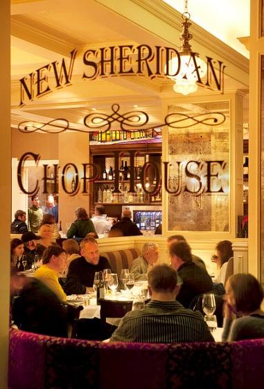 7. Chop House Restaurant at New Sheridan (Telluride)
