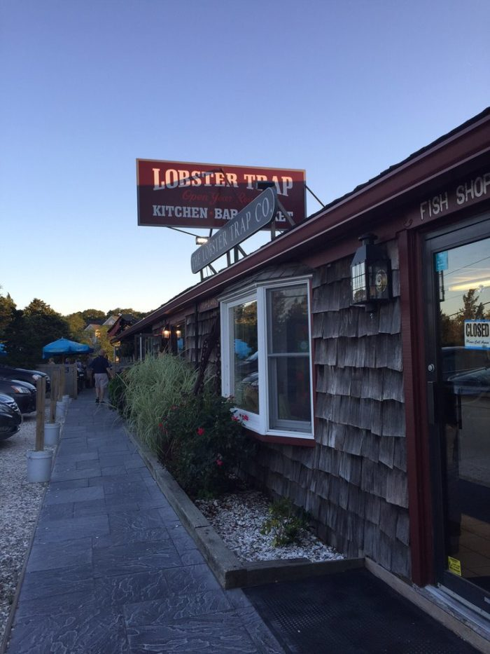 8. The Lobster Trap, Bourne
