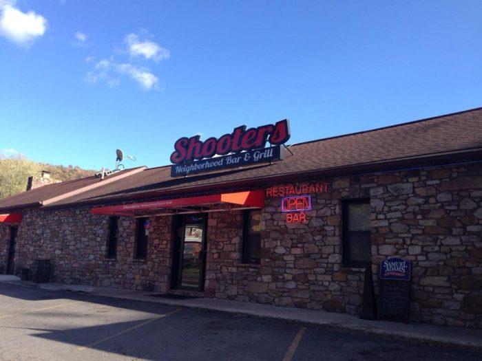 7. Shooters Bar & Grill, Cumberland