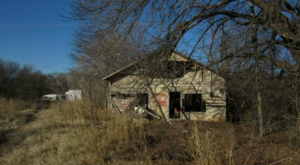 The Remnants Of This Abandoned Circus In Oklahoma Will Haunt Your Dreams