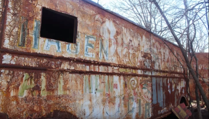 """After the original Gandini's closed, the remains were purchased and went onto become Clyde Bros. Circus and then Hagen Bros. Circus; however the original name """"Gandinis"""" stuck with the property."""