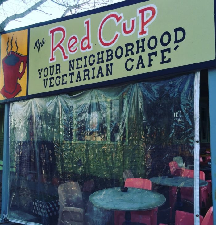 9. The Red Cup, Oklahoma City