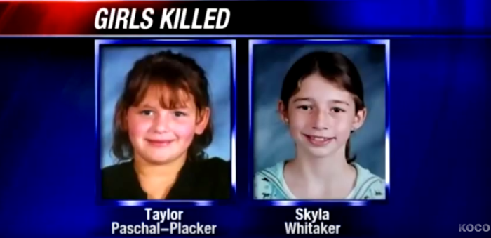 In 2008, two young girls were murdered walking home on a rural road in town. It was a horrific crime that wasn't solved until several years after their deaths.