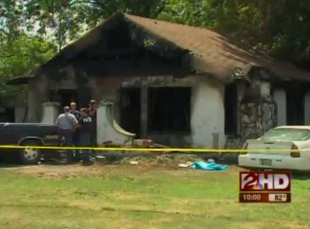 Then a house fire killed six people a few months later; four of which were children.