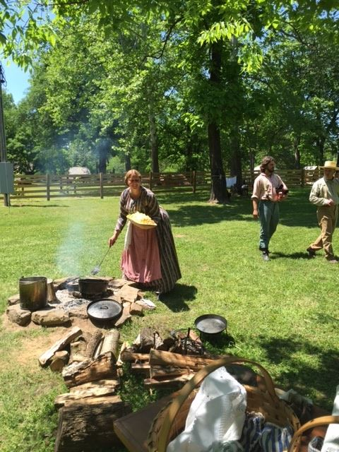 Visitors can take part in special events held at the plantation.