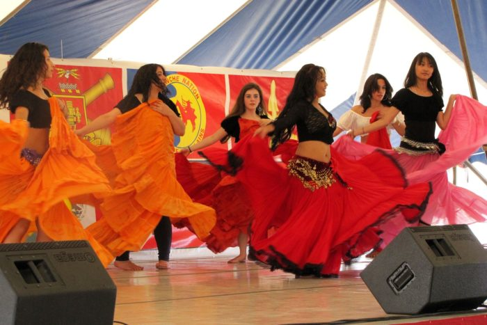 2. International Festival, Lawton (September 23 - 25, 2016)
