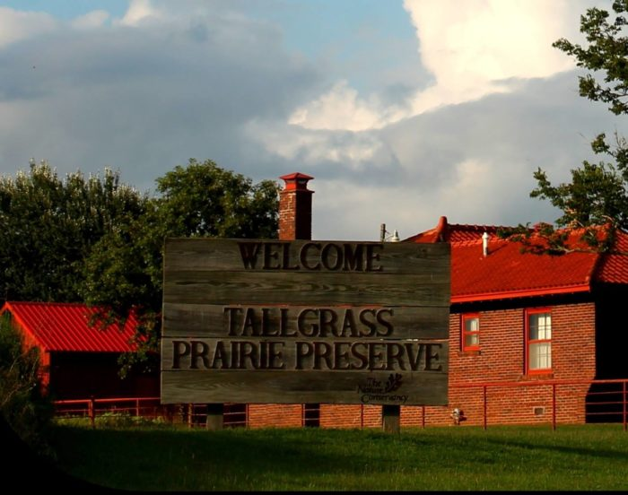 If you have time, veer off Highway 60 and take the drive to Tallgrass Prairie Preserve - over 39,000 acres of the largest protected tallgrass prairie in the world.