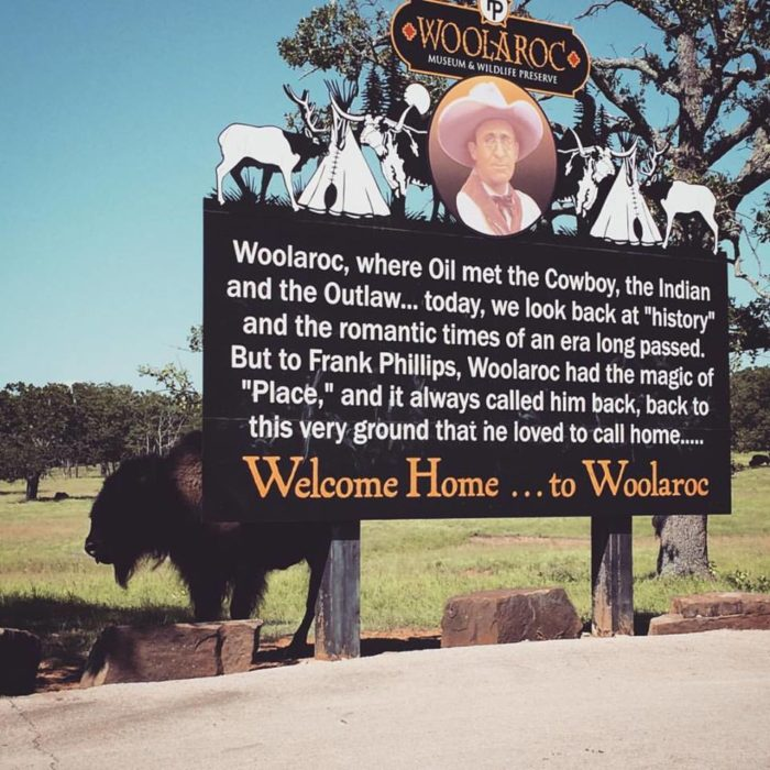 For this article, we will start our journey at Woolaroc Ranch & Museum in Bartlesville.