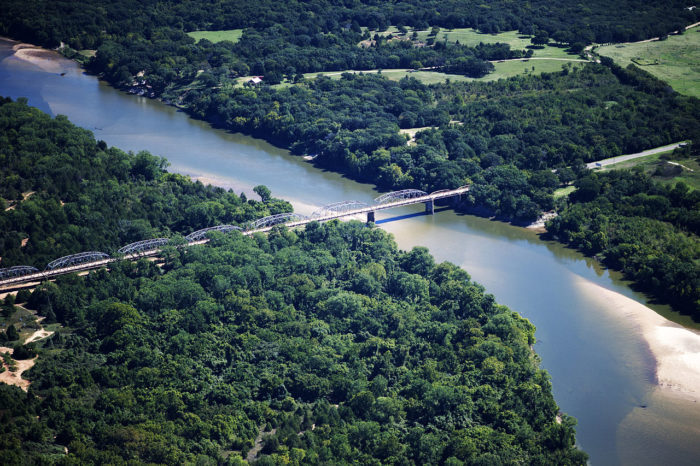 4. State Highway No. 78 Bridge at the Red River (Oklahoma - Texas)
