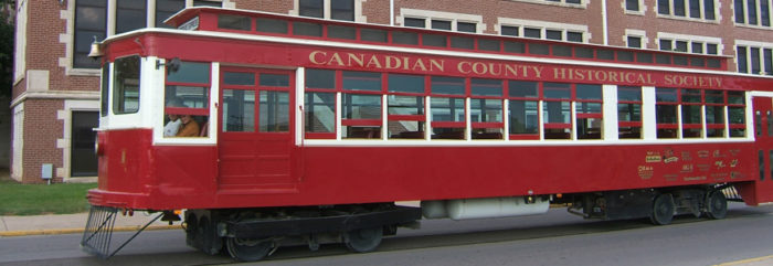 Head to El Reno and take a ride on this nostalgic trolley for an experience you can't find anywhere else in the Sooner State.