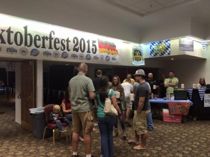 1. Fort Sill Oktoberfest, Fort Still (September 30, 2016)