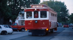 There's A Charming Trolley Ride In Oklahoma That Most People Don't Know About