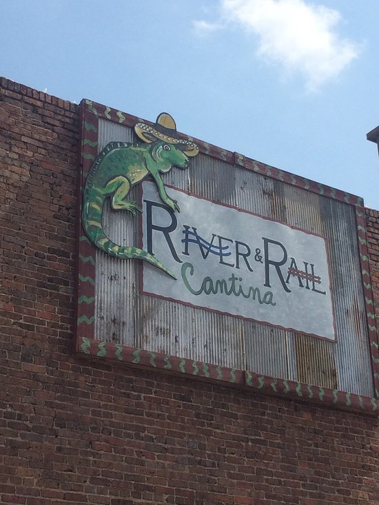 6. River and Rail Cantina, 201 Walnut St., Monroe