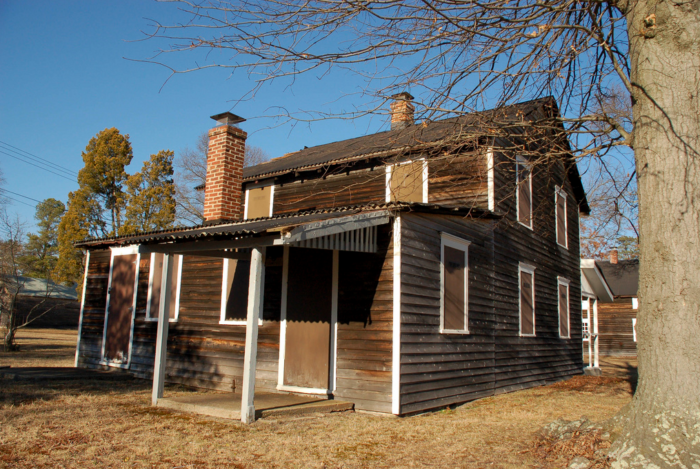 The site contains several historic structures, five of which function as museums. These museums are open during scheduled village tours, special programs and by appointment. Building #9, a worker's cottage, has been restored to reflect life in the early 1900s.