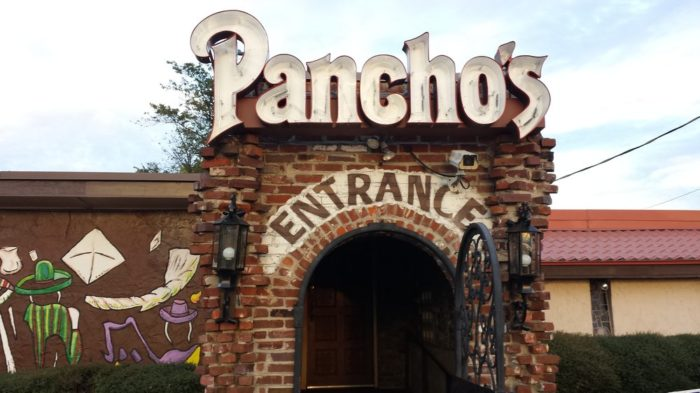4. Pancho's Mexican Restaurant (West Memphis)