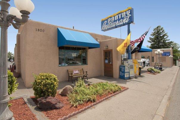 3. The Pantry, 1820 Cerrillos Road, Santa Fe