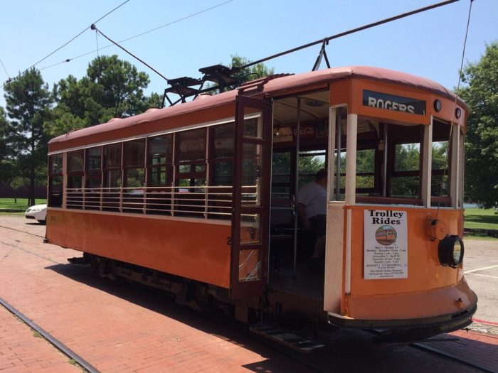 Another great way to experience this historical city is to take a trip to the Trolley Museum!