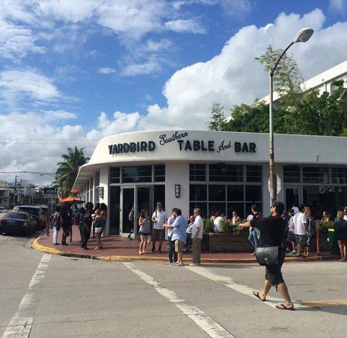 1. Yardbird Southern Table & Bar, Miami Beach