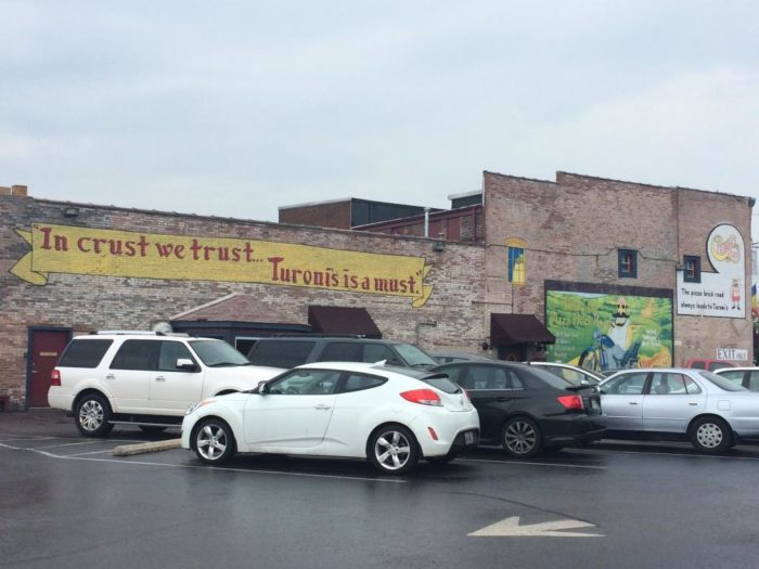 1. Turoni's Pizzery & Brewery – Evansville