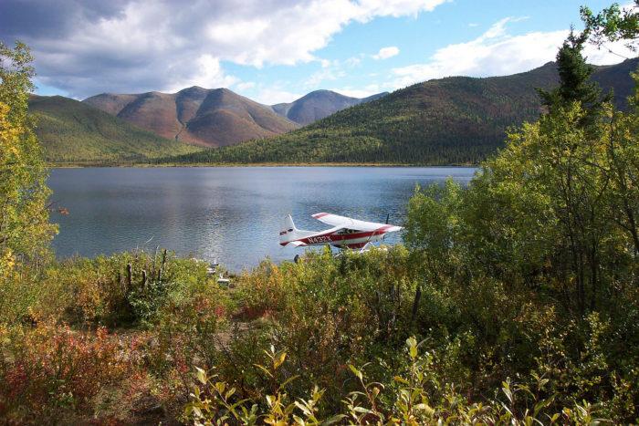 plane Flickr - Wrangell-St. Elias National Park & Preserve