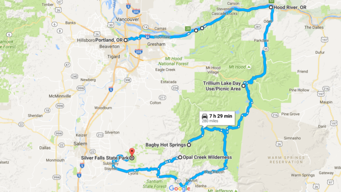 You39ll Want To Take This Portland Natural Wonders Road Trip