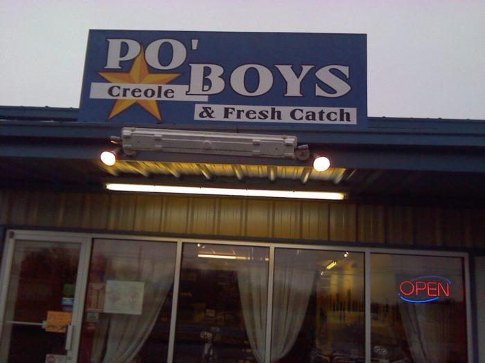 11. Po' Boys Creole, Milton