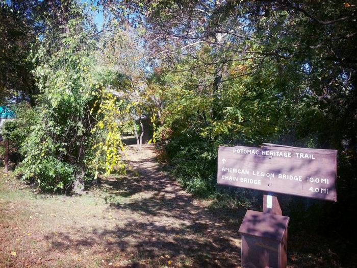 4. Potomac Heritage Trail