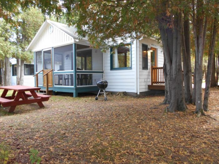 2. Prospect Point Cottages - Blue Mountain Lake