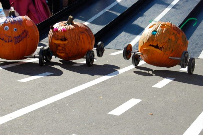 5. PumpkinPalooza: Victorian Square, Sparks