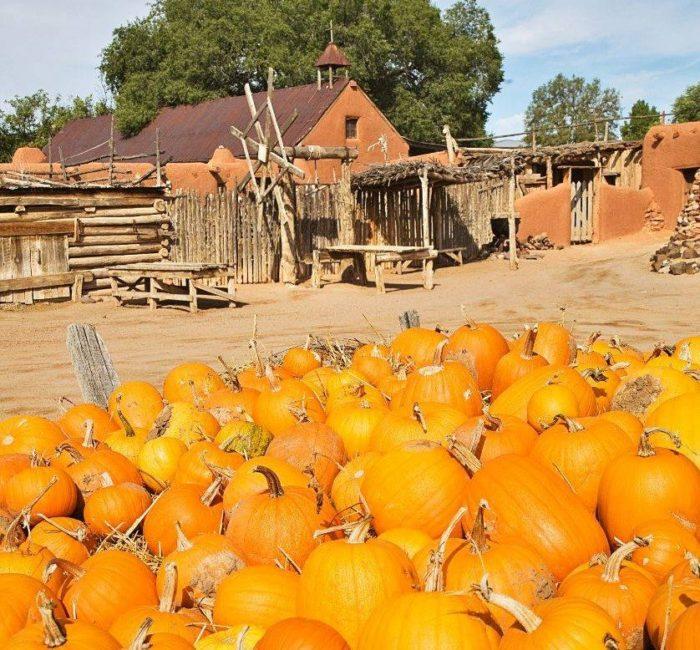 6. Harvest Festival at El Rancho de las Golondrinas (Santa Fe)