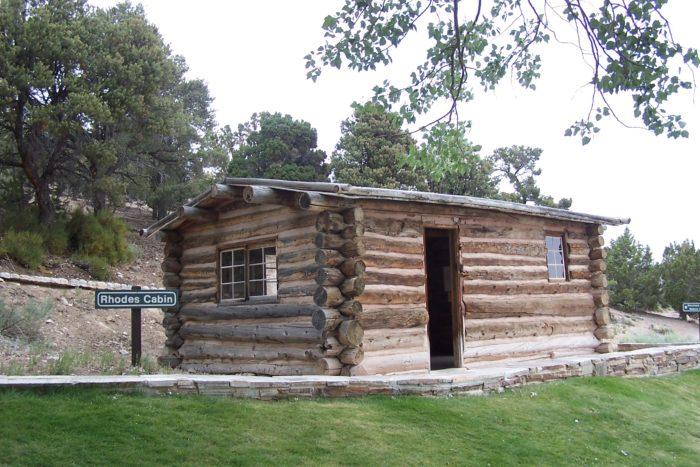 9. Rhodes Cabin