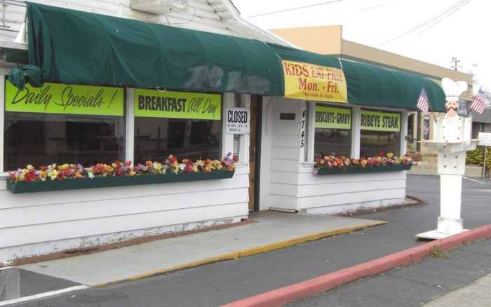 1. Cricket's Country Kitchen4745 Auburn Blvd Sacramento