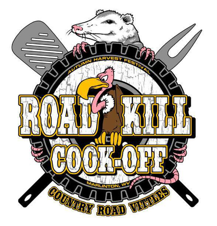 2. Road Kill Festival and Cook-off - September 24th, 2016