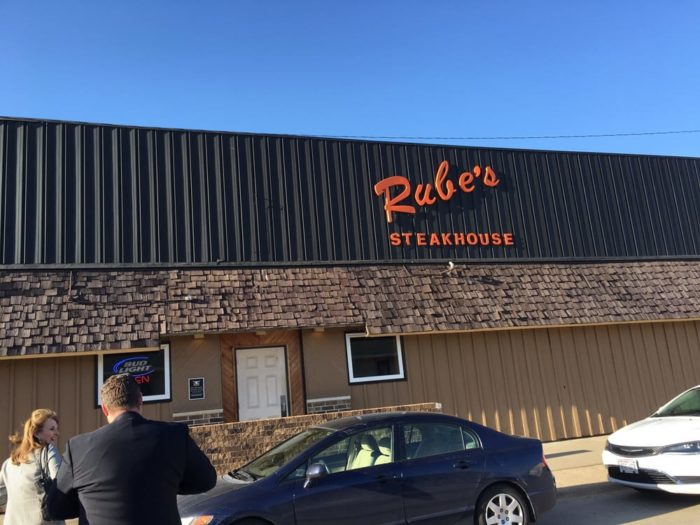 2. Rube's Steakhouse, Montour