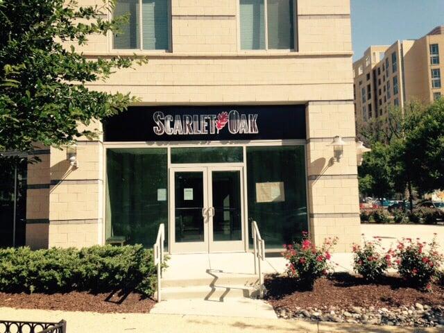 1. Scarlet Oak  - 909 New Jersey Ave SE,  Navy Yard
